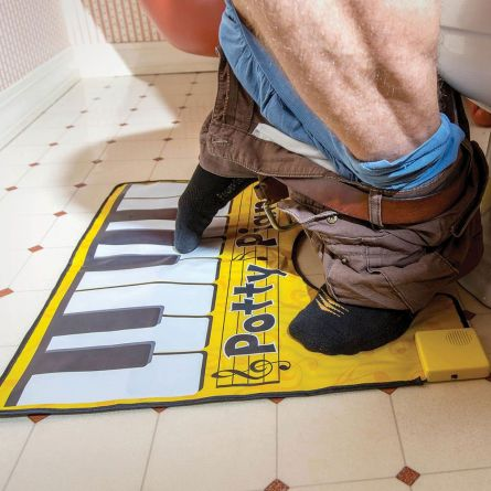 WC piano mat