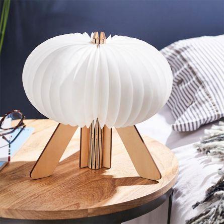 R Opvouwbaar design lampje met USB