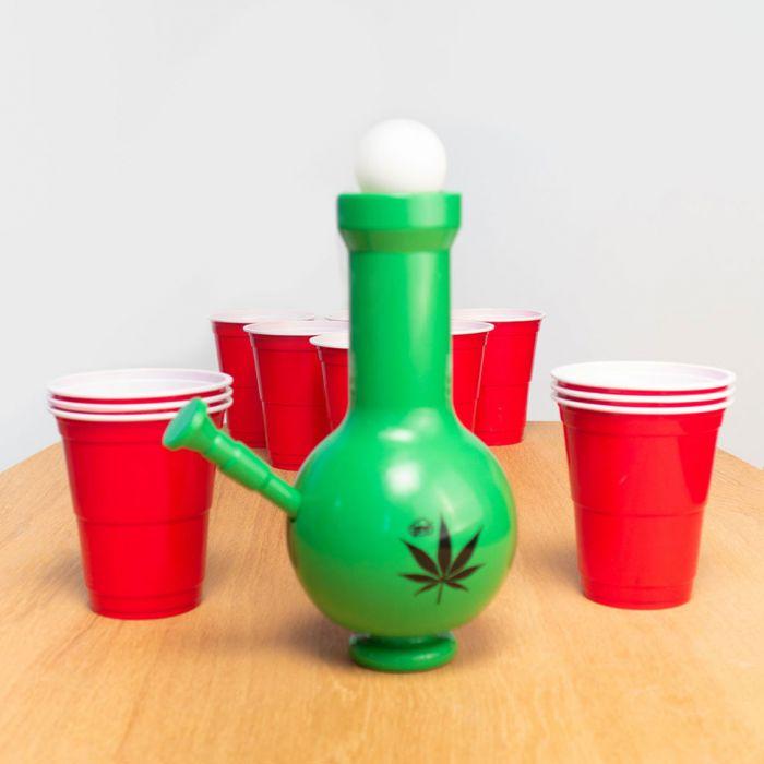 Bong Pong drankspel