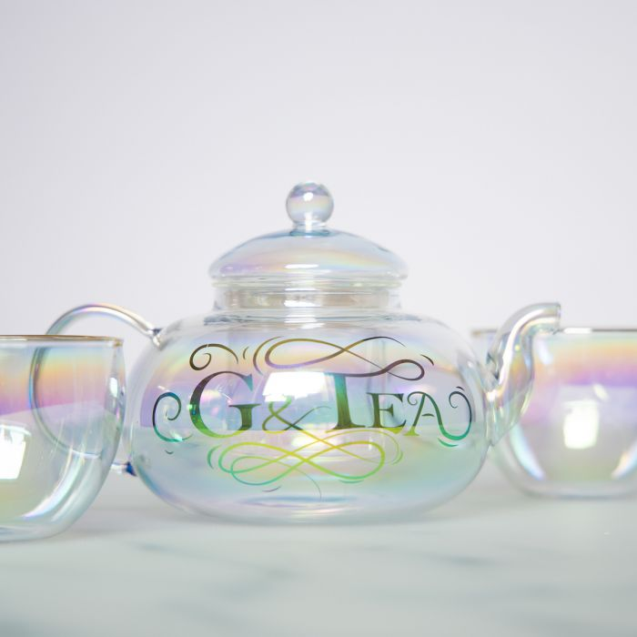 G & Tea cocktailset