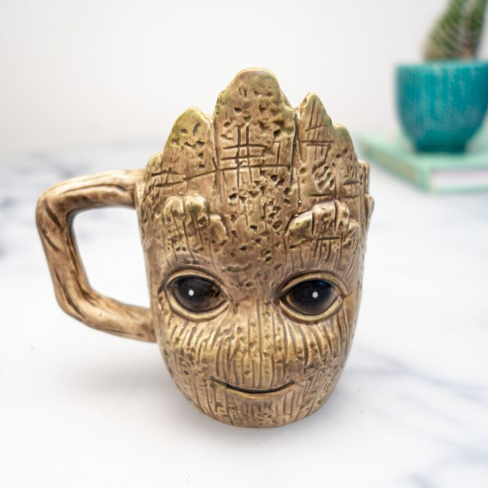 Mok Guardians of the galaxy groot