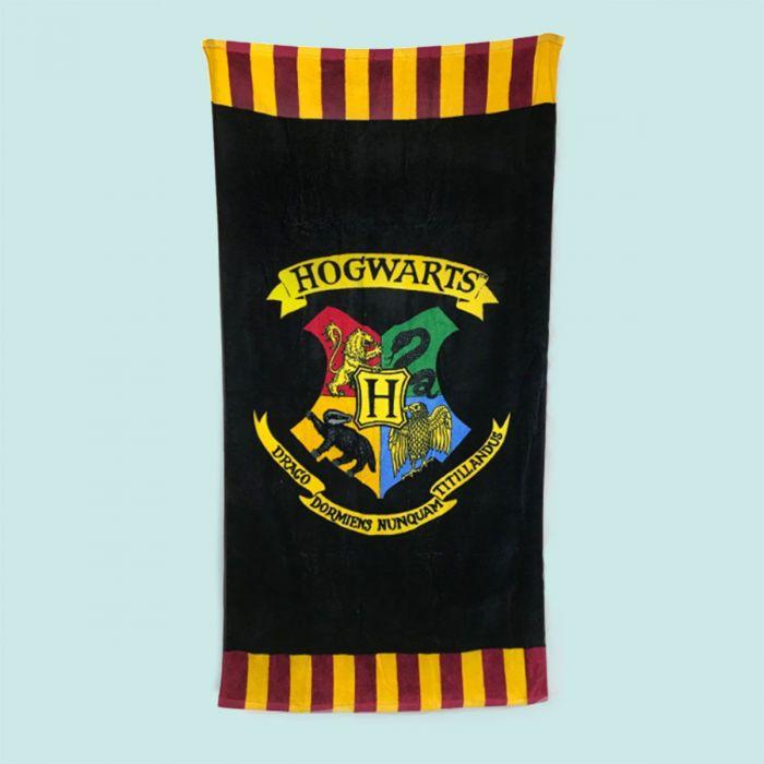 Harry Potter Hogwarts handdoek