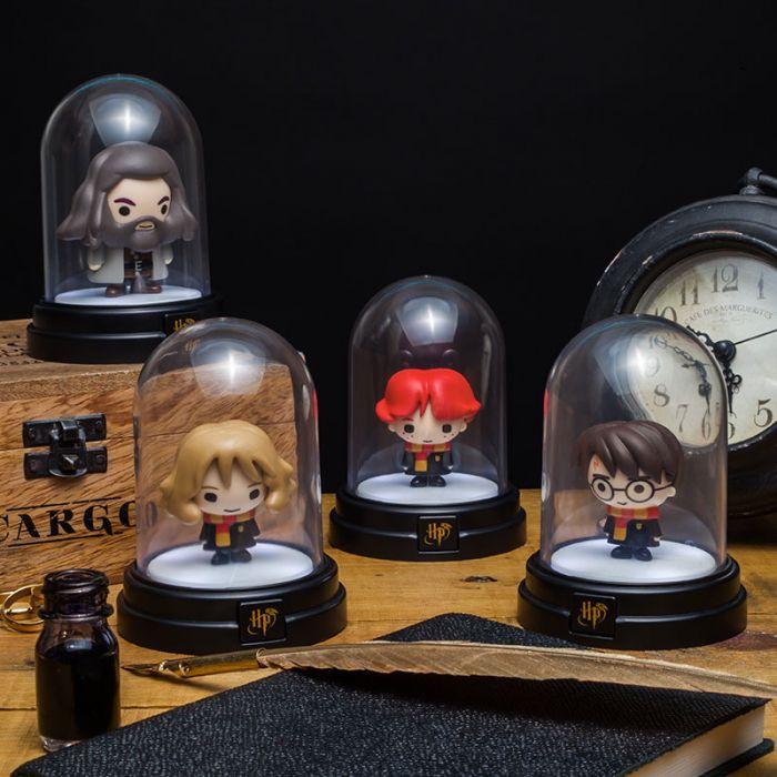 Harry Potter Lampen in Glas