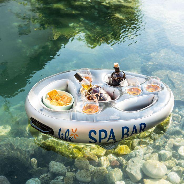 Spa- und Whirlpool-bar (opblaasbaar)