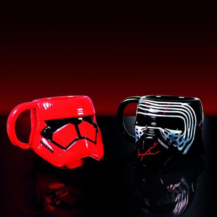 Star Wars Rise of Skywalker 3D mokken