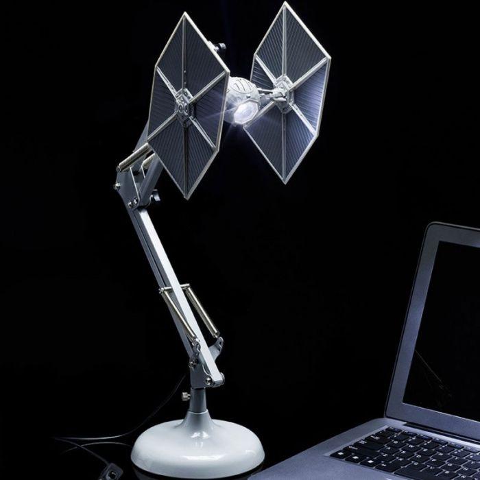 Star Wars Tie Fighter Bureaulamp