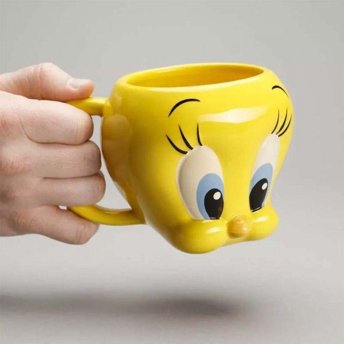 Tweety 3D mok