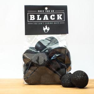 Steenkool marshmallows