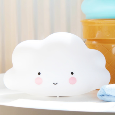 Sinterklaas cadeau - Mini Wolken Lamp