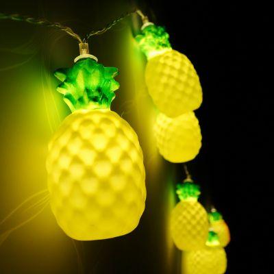 Kleine cadeautjes - Ananas lichtsnoer