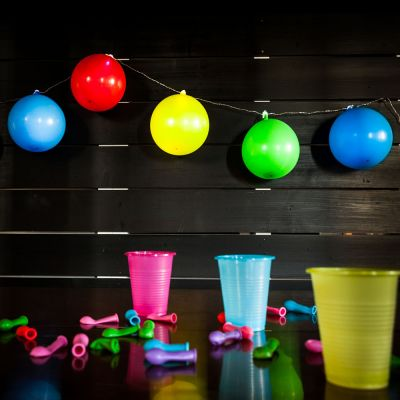 Keuken & barbeque - Ballon lichtsnoer