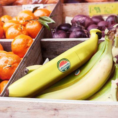 Kleine cadeautjes - Bananen paraplu