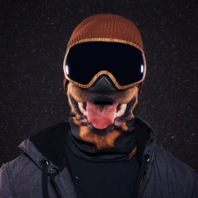 Outdoor & sport - Beardo Skimasker