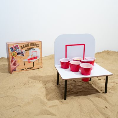 Fun & Games - XXL bierpongset