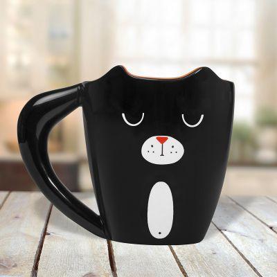 Kleine cadeautjes - Zwarte Kat Mok