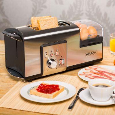 Huwelijkscadeau - Smart Breakfast Master