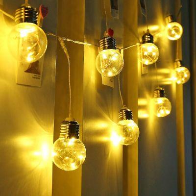 Verlichting - Mini gloeilamp lichtsnoer