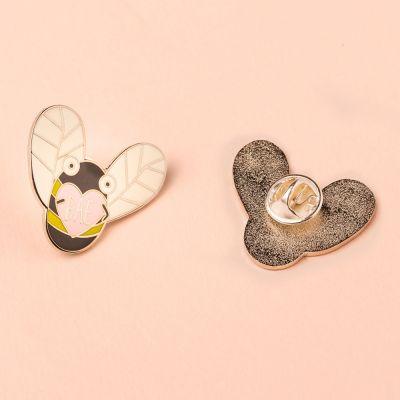 Cadeau voor kinderen - BAE Bij pin