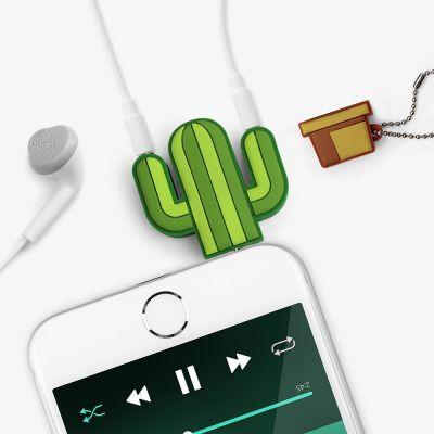 Luidsprekers & headsets - Cactus audio splitter