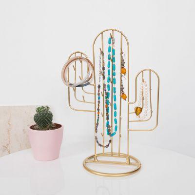 Romantisch cadeau - Cactus juwelenhouder