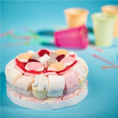 Afstudeercadeau - Snoep taart