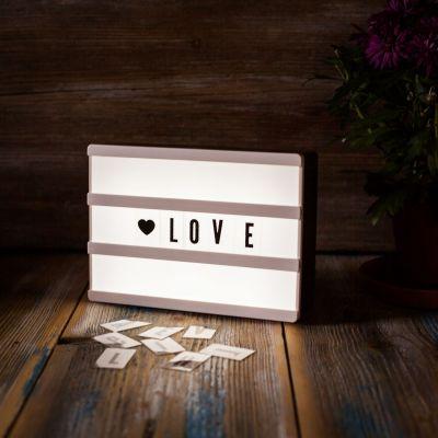 Cadeau voor mama - Mini lightbox