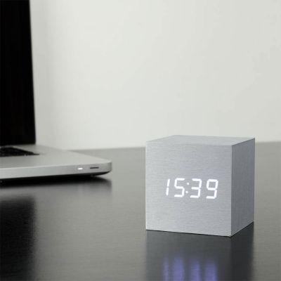 Verjaardagscadeau voor 40 - Cube Click Clock