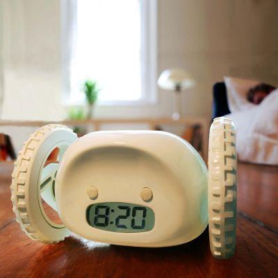 Klokken - Clocky - weglopende wekker