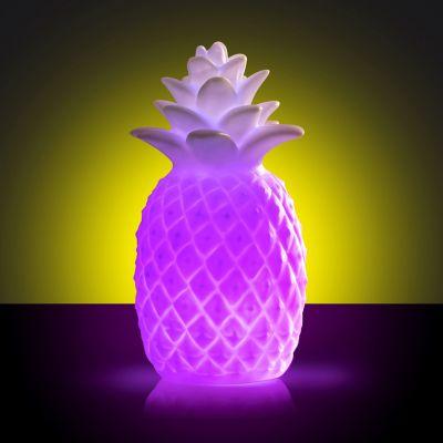 Afstudeercadeau - Ananas lamp met kleurverandering