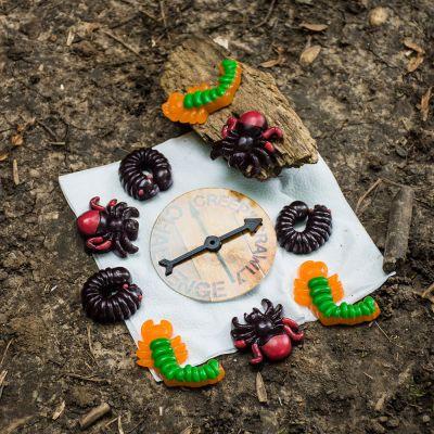 Snoepgoed - Ongedierte gummy snoepjes spel