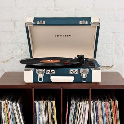 Top 50 voor mannen - Crosley Executive platenspeler met USB