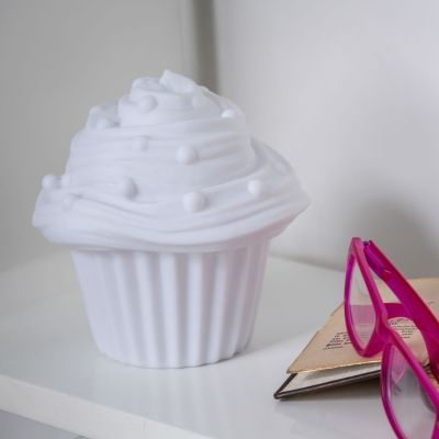 Cadeau voor kinderen - Cupcake lamp