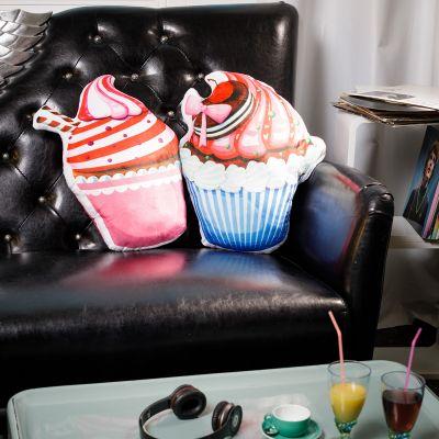 Cadeau voor kinderen - Cupcake kussen