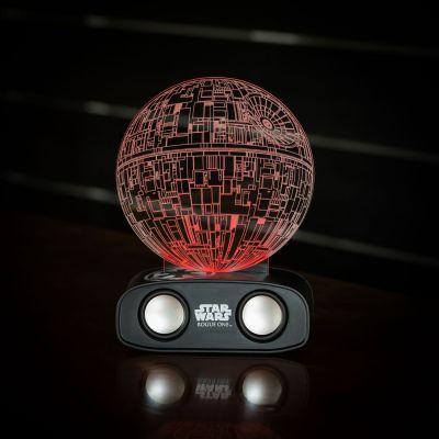 Verjaardagscadeau voor vader - Star Wars Deathstar reactieve luidspreker