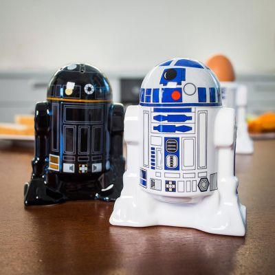 Paascadeau - Star Wars R2D2 & R2Q5 peper-en-zoutstel