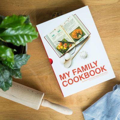 Boeken - Het familie kookboek