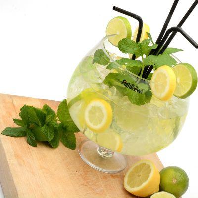 Verjaardagscadeaus voor 18 - Fishbowl glas