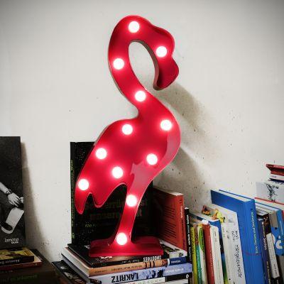 Verlichting - Flamingo LED-licht
