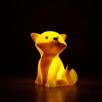 Cadeau voor kinderen - Vos Lamp
