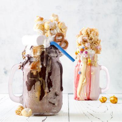 Verjaardagscadeaus voor 18 - Freak Shake milkshakes