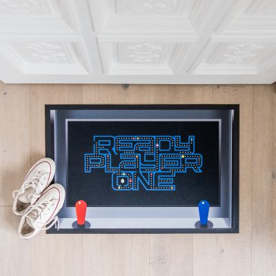 Film & Serie - Ready Player One deurmat