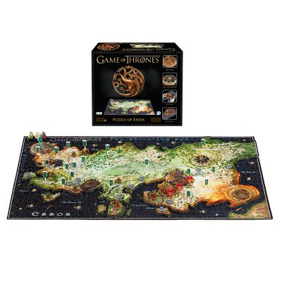 Film & Serie - Game of Thrones 3D puzzel – Essos