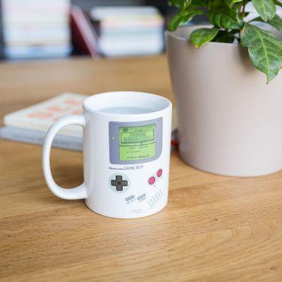 Cadeau voor broer - Temperatuurgevoelige Game Boy mok