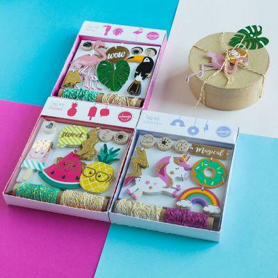 Verjaardagscadeau voor 30 - Vrolijke cadeaulabel sets