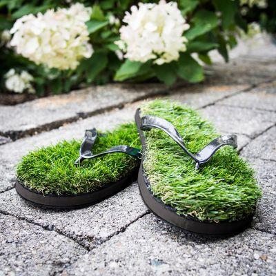 Paascadeau - Grasslippers