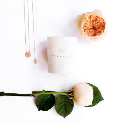 Cadeau voor mama - Geurkaarsen met verborgen juwelen