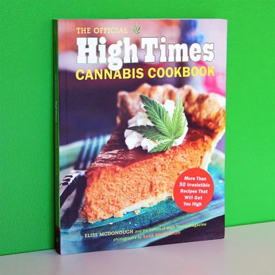Keuken & barbeque - High Times cannabis-kookboek
