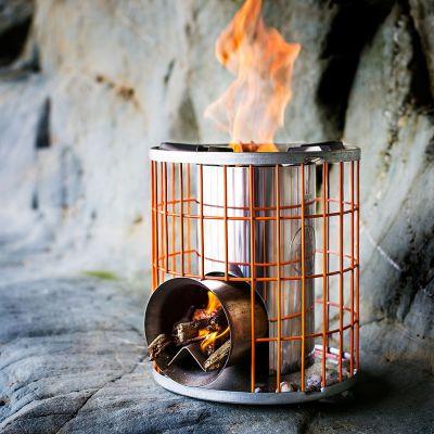 Barbecue & Tuinfeesten - Horizon camping oven
