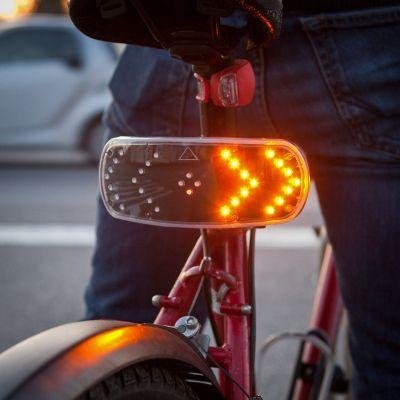 Verjaardagscadeau voor 40 - IGGI Signal Pod – Richtingaanwijzer voor je fiets