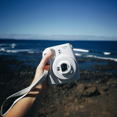 Camera & foto - Fuji Instax Mini 9 instant camera